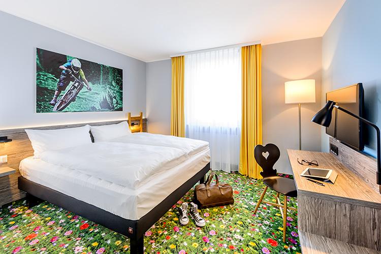 Innenansicht Hotel ibis Styles, Kaufbeuren
