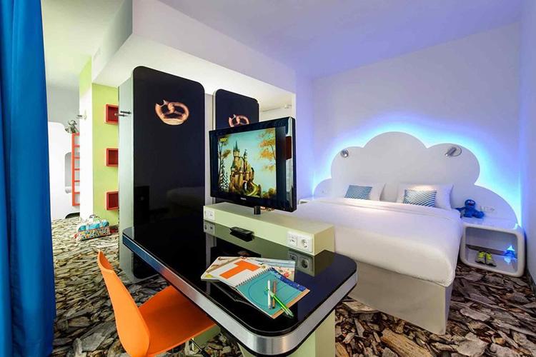 Zimmer Hotel Ibis Styles, München Ost