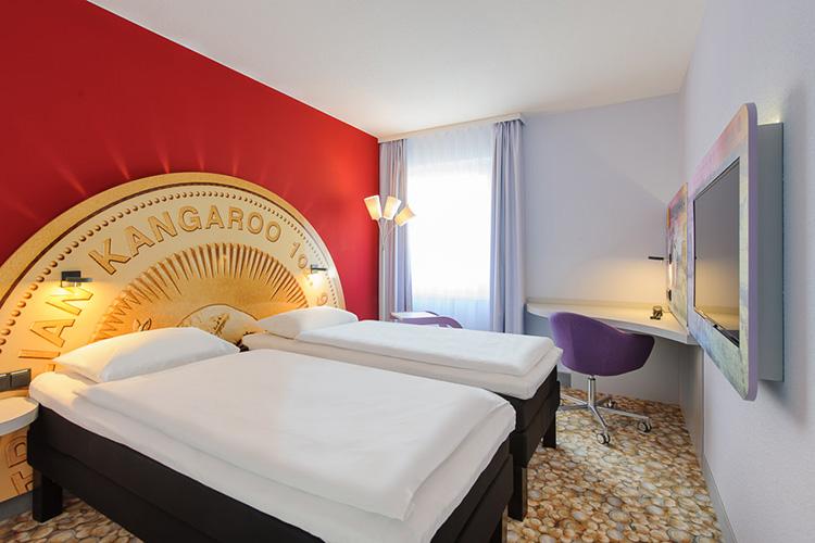 ZImmer Hotel ibis Styles, Frankfurt / Offenbach