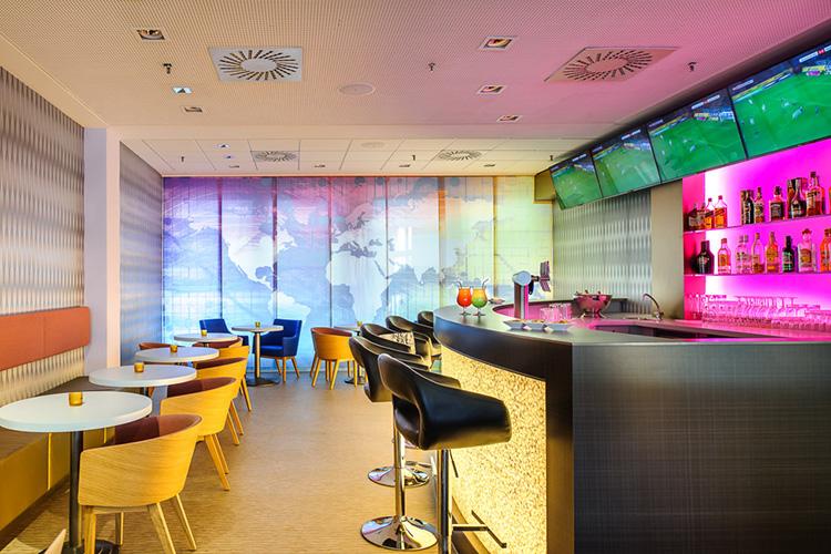 Bar Hotel ibis Styles, Frankfurt / Offenbach