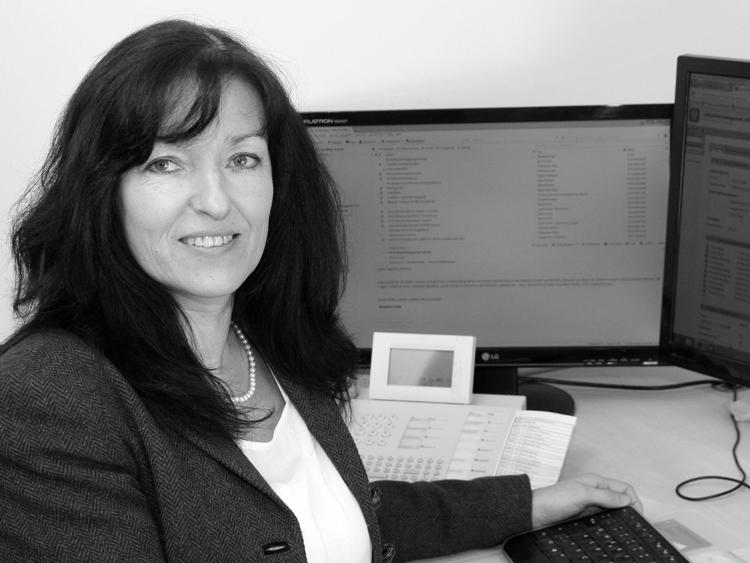 Maria Furch, Ingenieurbüro Furch – Verwaltung und Controlling