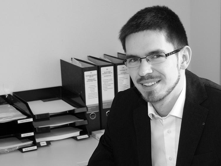 Tobias Schweidler, Ingenieurbüro Furch – Verwaltung und Controlling