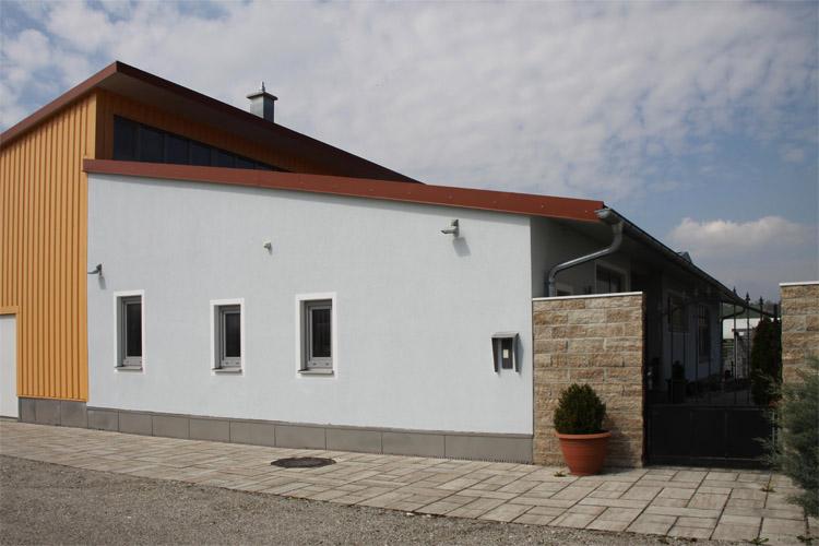 Neubau Bestattungsdienst Herzog