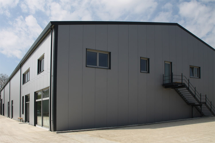 Moser Industrieposten, Haag