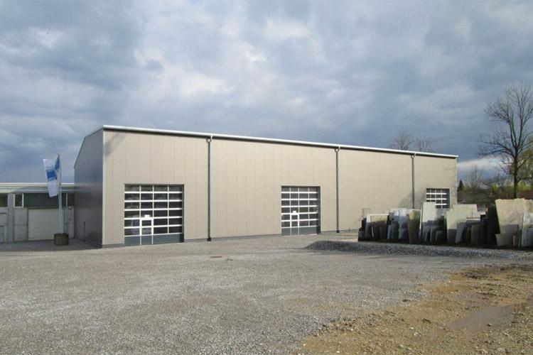 Rinser Marmor-Granitwerk GmbH, Bruckmühl